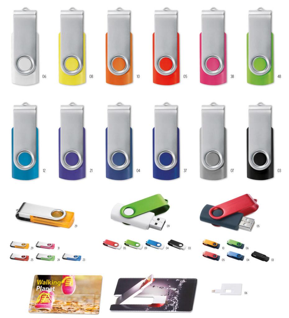 penne USB personalizzate