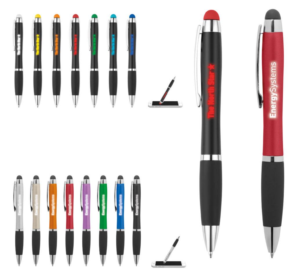 Penne personalizzate con LOGO LED