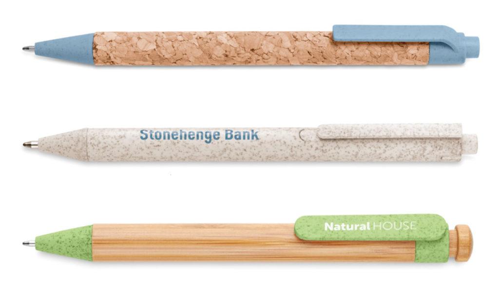 Penne personalizzate Ecologiche