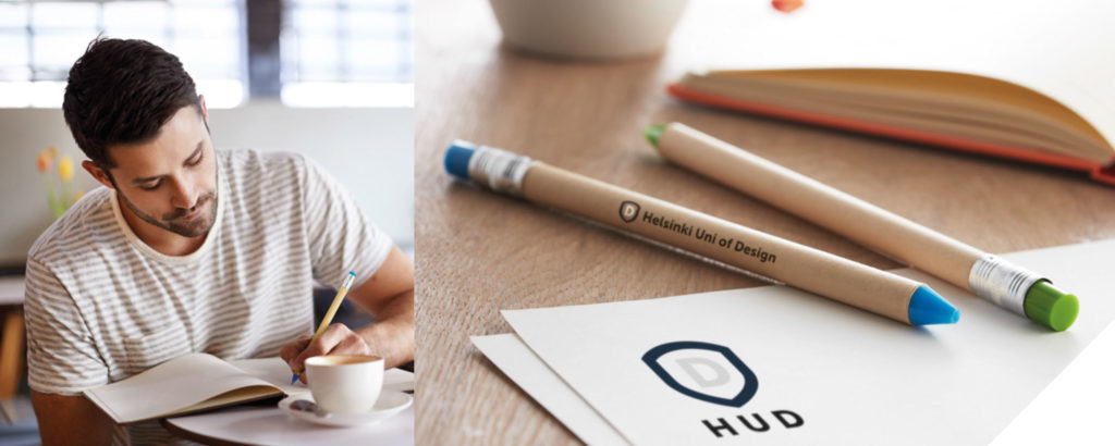 Penne a forma di matita