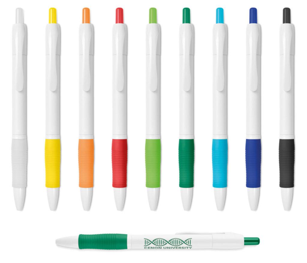 Penne personalizzate in plastica