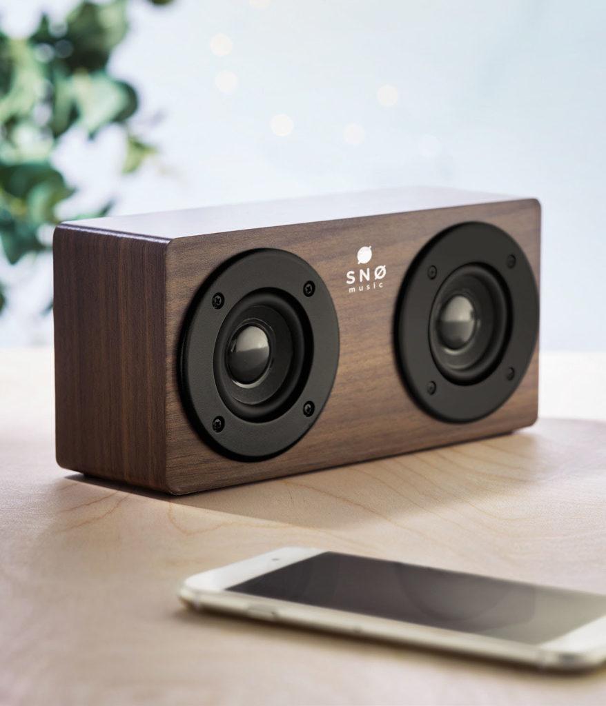 casse speaker in legno
