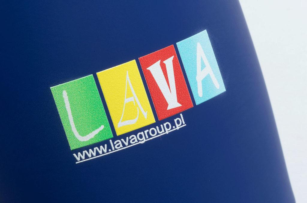 stampa logo su borracce in metallo