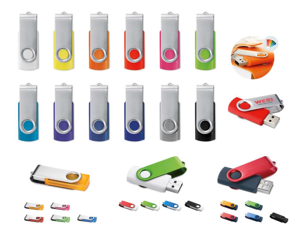 USB personalizzate con LOGO