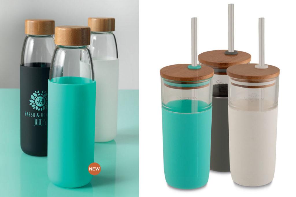 Borracce e bicchieri personalizzati