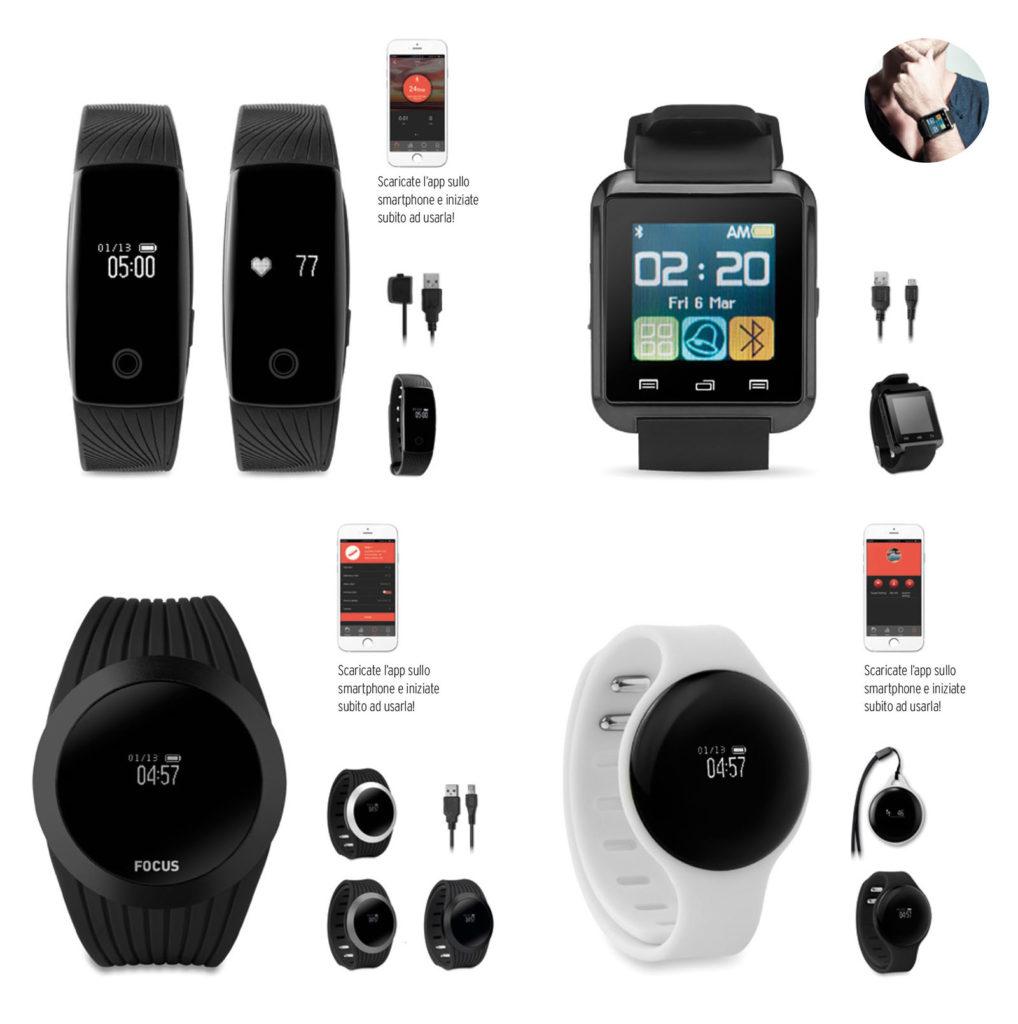 Gadget natalizi personalizzati, Smart Watch regalo di Natale