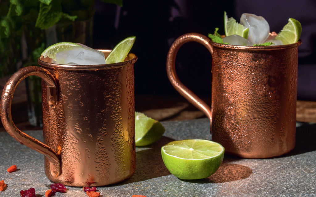Tazze per MOSCOW MULE personalizzate