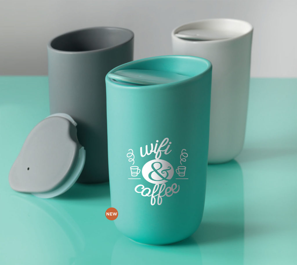 Tazza per caffè termica personalizzata