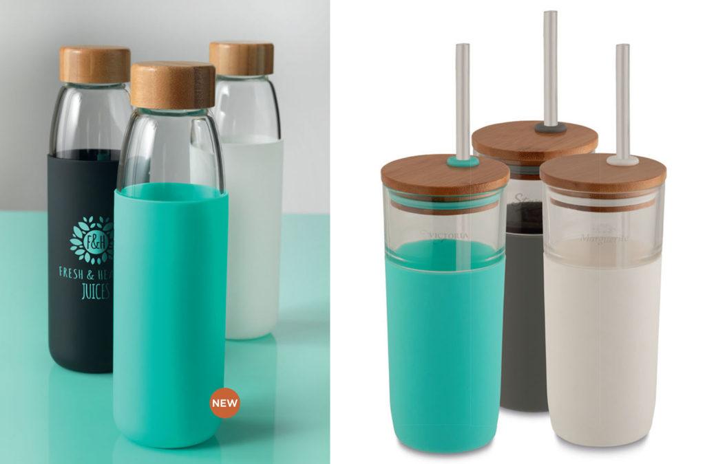 Bottiglie e tazze BPA FREE