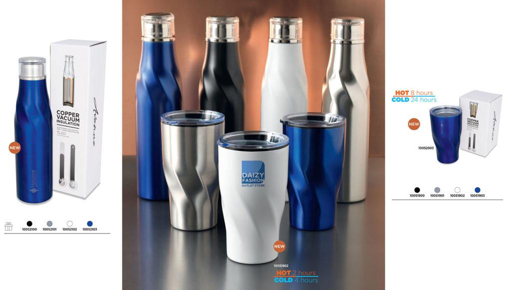 Bottiglie termiche ecologiche