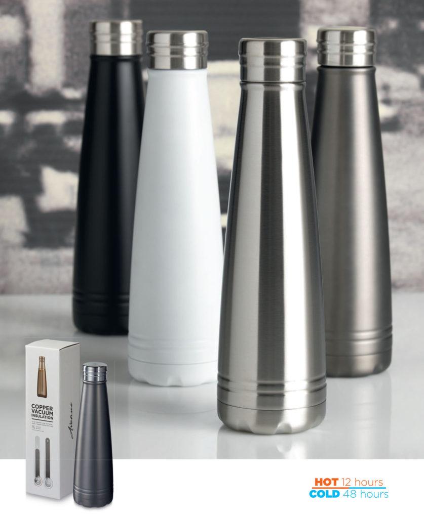 Bottiglie metallo termiche