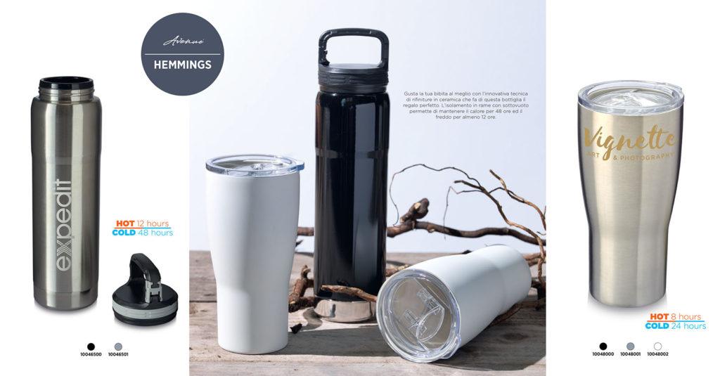 tazze e thermos termiche ecologiche