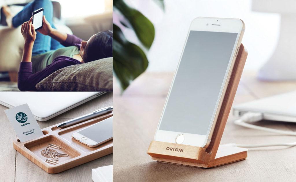 gadget personalizzati in legno