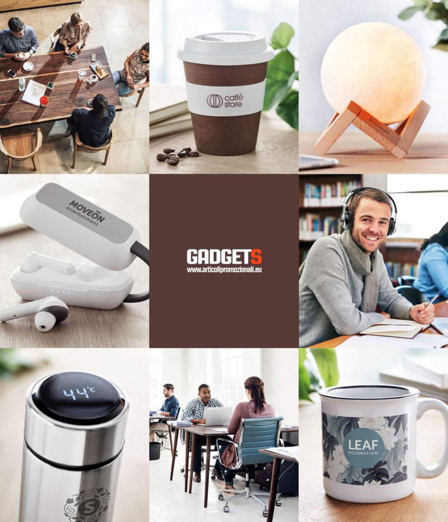 Catalogo gadget personalizzati 2020