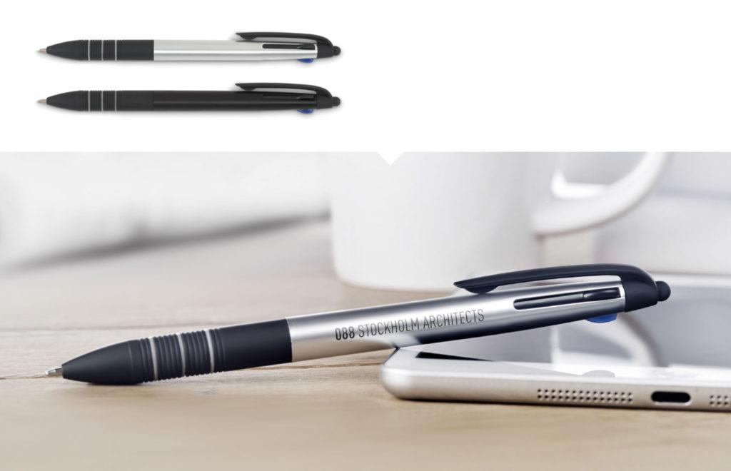 Penne Personalizzate con logo quattro colori