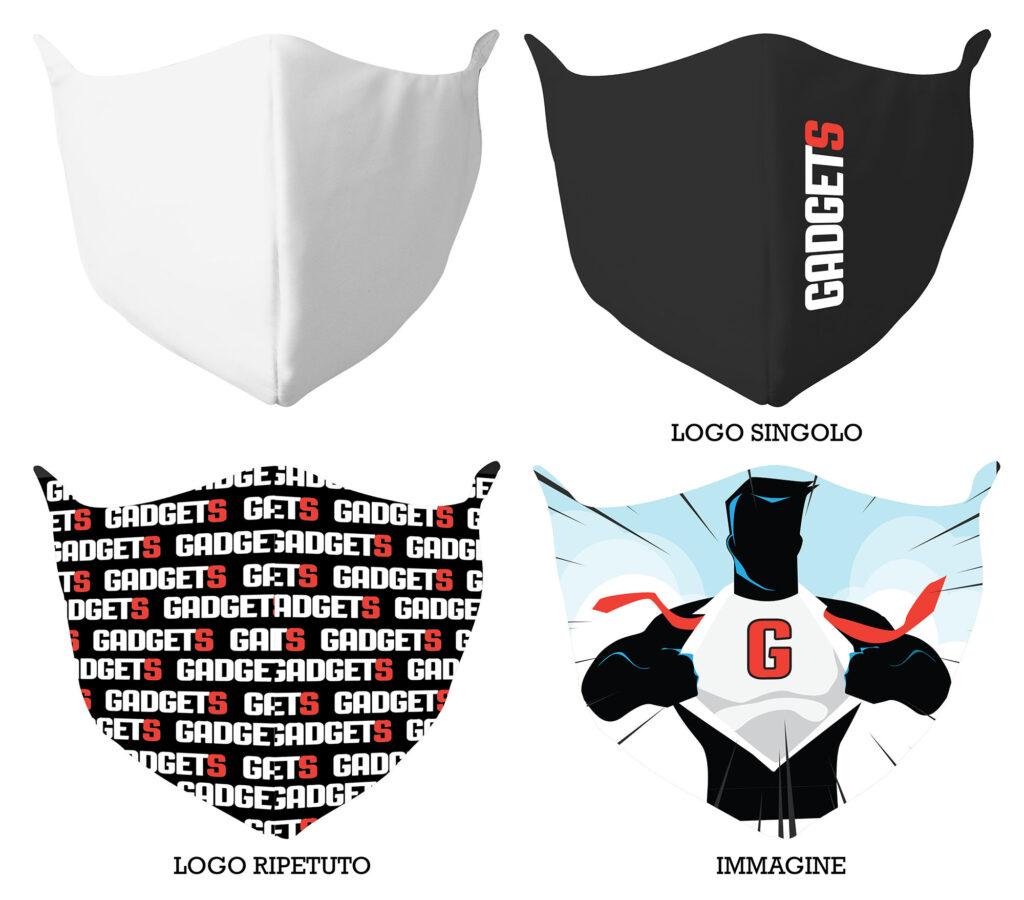 Mascherine personalizzate LOGO