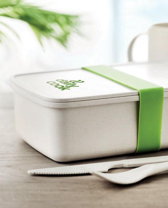 Food Box personalizzate ecologiche