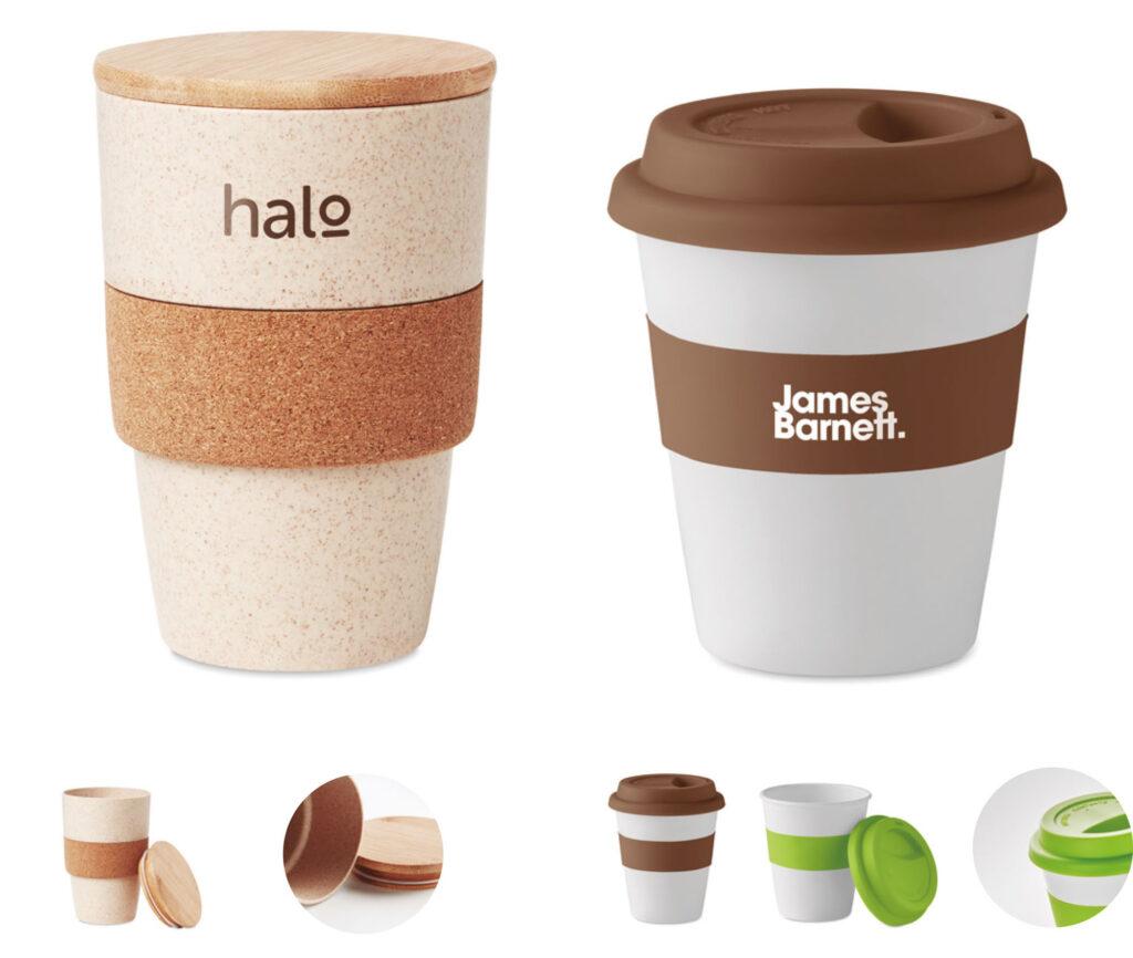 tazze ecologiche personalizzate