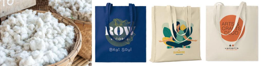 borse personalizzate in cotone