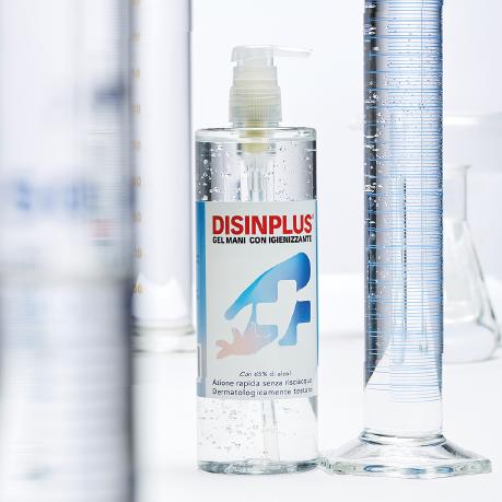 Disinplus  Gel 500 ml