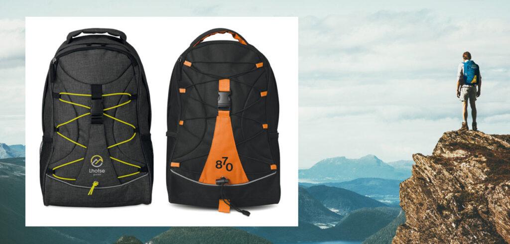 zaini montagna avventura personalizzati